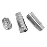 Large Chrome Magnetic Adapters (3-Pack)