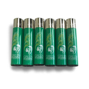 Refillable Lighter 6-Pack