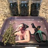 "Extra Large 14"" x 12"" Trimming Tray (Rolling Tray)"