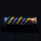 Heavy Fumed Rainbow Chillum