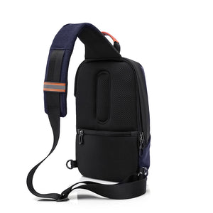 Stephen Crossbody Bag with USB Charging Port