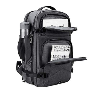 Carlos Laptop Backpack with USB Charging Port