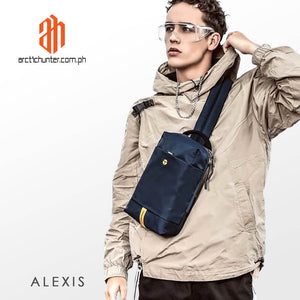 Alexis Anti-theft Chest Bag