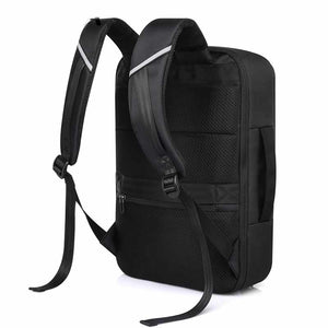 Andrew (Anti-Theft Backpack with USB Charging Port)