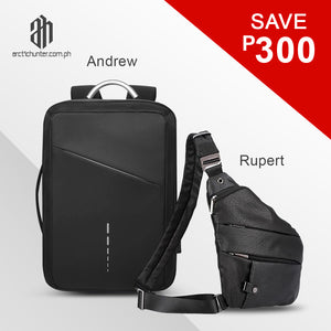 Andrew + Rupert Bundle (Black Edition)