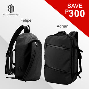 Felipe + Adrian Bundle (Black Edition)