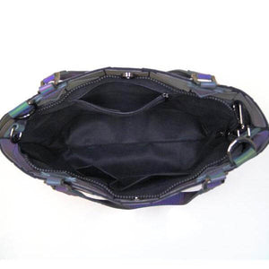 Diana Geometric Luminous Handbag