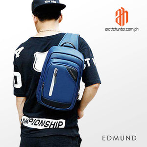 Edmund Chest Bag with Night Reflective Strip