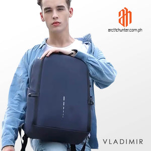 Vladimir (Anti-Theft Backpack with USB Charging Port)