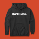 "BLACK BOOK FAM - PULLOVER HOODIE LOGO ""EXTENSIVE"""