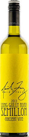 David Franz Long Gully Road Semillon 2018 - VINI VINO
