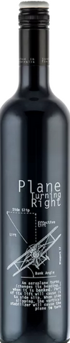 David Franz Plane Turning Right 2015 - VINI VINO