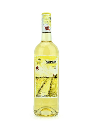 Franck Massard Herbis Verdejo Rueda DO 2016, physical, VINI VINO - VINI VINO Singapore