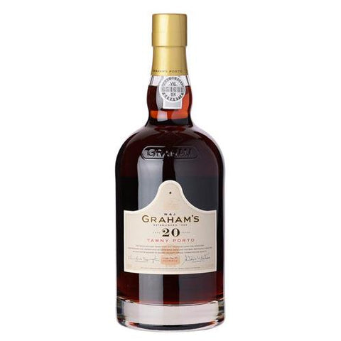 Graham's 20 Year Old Tawny Port NV - VINI VINO