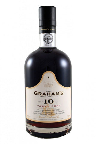 Graham's 10 Year Old Tawny Port NV - VINI VINO