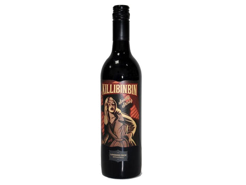 Brothers in Arms Killibinbin Sneaky Shiraz 2015 - VINI VINO