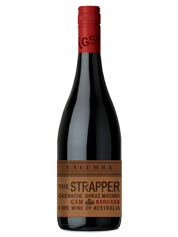 Yalumba The Strapper GSM 2015 - VINI VINO