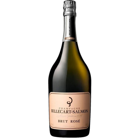 Billecart Salmon Brut Rose Champagne NV, physical, VINI VINO - VINI VINO Singapore