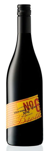 Brothers In Arms No.6 Shiraz 2012 - VINI VINO