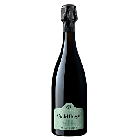 Ca'Del Bosco Dosage Zero Millesimato Franciacorta DOCG 2013, physical, VINI VINO - VINI VINO Singapore