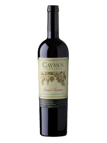 Caymus Cabernet Sauvignon Special Selection 2014, physical, VINI VINO - VINI VINO Singapore