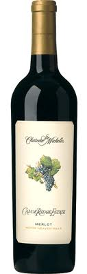 Chateau Ste Michelle Canoe Ridge Estate Merlot 2013, physical, VINI VINO - VINI VINO Singapore