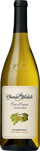 Chateau Ste Michelle Cold Creek Vineyard Chardonnay 2013, physical, VINI VINO - VINI VINO Singapore
