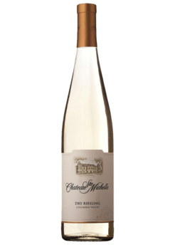 Chateau Ste Michelle Columbia Valley Dry Riesling 2014, physical, VINI VINO - VINI VINO Singapore