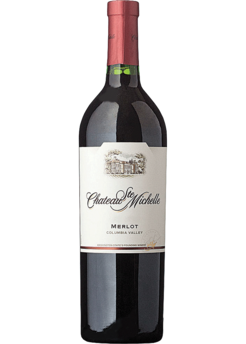 Chateau Ste Michelle Columbia Valley Merlot 2015, physical, VINI VINO - VINI VINO Singapore