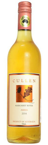 Cullen Amber 2017, physical, VINI VINO - VINI VINO Singapore