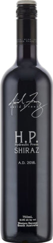 David Franz H.P. Hydraulic Press Shiraz 2017 - VINI VINO