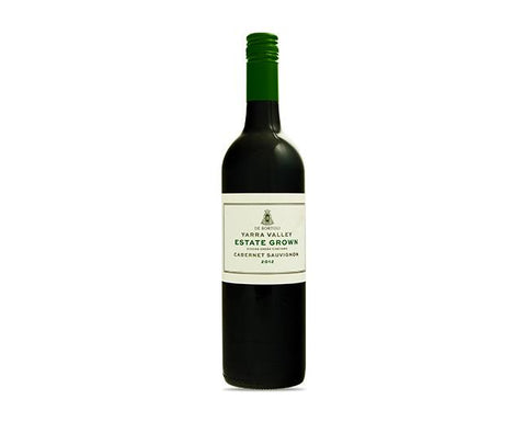 De Bortoli Yarra Valley Estate Grown Cabernet Sauvignon 2012, physical, VINI VINO - VINI VINO Singapore