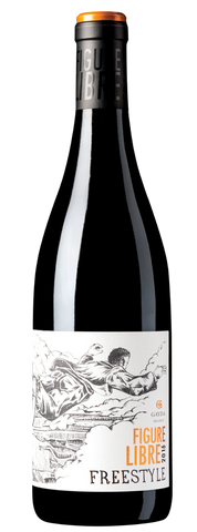 Domaine Gayda Figure Libre Freestyle Rouge IGP Pays d'Oc 2017 - VINI VINO