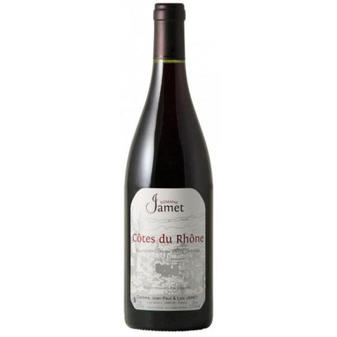 Domaine Jamet Cotes du Rhone Rouge 2015, physical, VINI VINO - VINI VINO Singapore