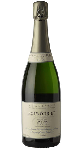 Egly Ouriet Grand Cru Extra Brut VP NV, physical, VINI VINO - VINI VINO Singapore