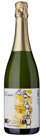 Franck Massard Mas Sardana Brut Nature Cava NV, physical, VINI VINO - VINI VINO Singapore