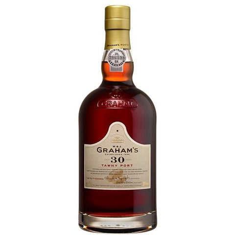 Graham's 30 Year Old Tawny Port NV - VINI VINO