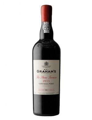 Graham's The Stone Terraces Vintage Port 2015 - VINI VINO
