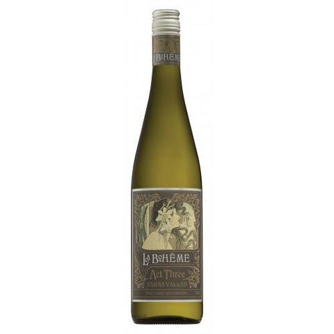 La Boheme Act Three Pinot Gris & Friends 2018 - VINI VINO