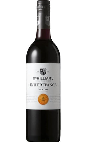 McWilliam's Inheritance Merlot 2019 - VINI VINO