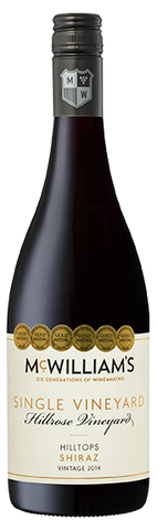 McWilliam's Limited Release 1877 Shiraz 2015 - VINI VINO