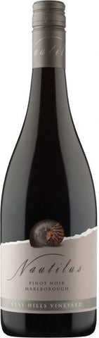 Nautilus Estate Clay Hills Vineyard Pinot Noir 2014 - VINI VINO