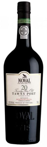Quinta Do Noval 20 Year Old Tawny Port NV - VINI VINO