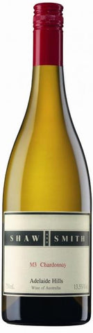 Shaw + Smith M3 Vineyard Chardonnay 2017 - VINI VINO