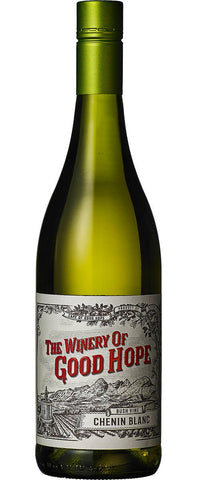The Winery of Good Hope Bush Vine Chenin Blanc 2019 - VINI VINO