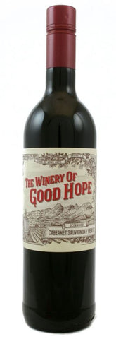 The Winery of Good Hope Oceanside Cabernet Merlot 2015