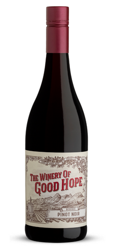 The Winery of Good Hope Reserve Pinot Noir 2018 - VINI VINO