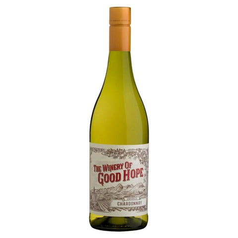 The Winery of Good Hope Unoaked Chardonnay 2019 - VINI VINO
