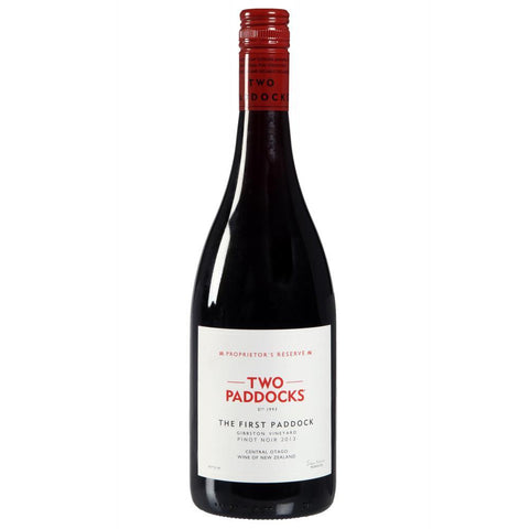 Two Paddocks The First Paddock Pinot Noir 2011 - VINI VINO