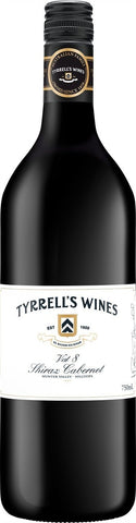 Tyrrell's Wines Vat 8 Hunter Valley Shiraz Cabernet 2010 - VINI VINO